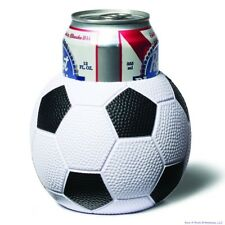BigMouth Inc - SPORT SOCCER BALL Drink Can Bottle Beer Soda Foam Cooler Kooler