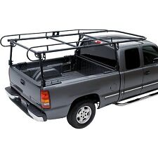 Adjustable Black Truck Contractor Ladder Pickup Lumber Utility Kayak Rack