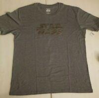 NWT Disney Parks Official Star Wars Galaxy's Edge Launch t-shirt Men's Size XL