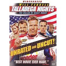 Talladega Nights Ballad of Ricky Bobb 0043396172340 DVD Region 1