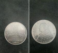 Città del Vaticano moneta 100 lire Papa Giovanni XXIII del 1962