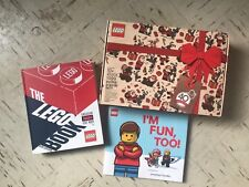 Lego 4002018 Employee 2018 Christmas Gift Super Rare !! Mint Box ! Ships from US