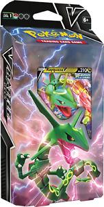 Pokémon TCG: Rayquaza V Battle Deck