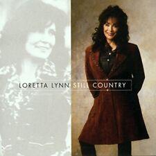 LORETTA LYNN - STILL COUNTRY   CD NEUF