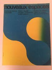 WIDMER nouveaux espaces 1970