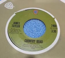James Taylor ‎– Country Road / Sunny Skies ~ (VG++)