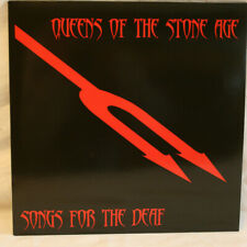 Queens Of The Stone Age Songs For The Deaf 2LP Clear Pink Vinyls