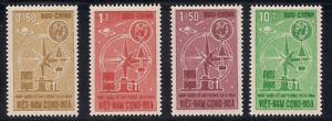 Vietnam-S. 1964 Sc # 235-38 MLH   OG   (1-057)