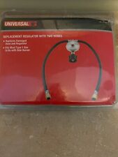 Universal Replacement Regulator With Two Hoses