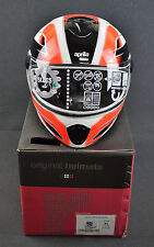 New Genuine Aprilia Helmet White Street XL B043236