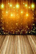 3x5ft Sparkle Star Bokeh Photography Background Studio Vinyl Photo Backdrop Prop
