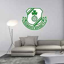 "Shamrock Rovers FC Ireland Football Soccer Wall Decor Sticker Decal 22""X22"""