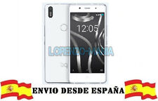 FUNDA GEL TPU TRANSPARENTE PARA BQ AQUARIS X5 PLUS """"""