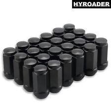 """24pc 1.8"""" Tall Extended 14x1.5 Wheel Lug Nuts Close End for 2008-2018 GMC Acadia"""