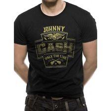 JOHNNY CASH T-Shirt Walk The Line - Taglia/Size L - OFFICIAL MERCHANDISE