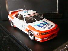 NISSAN SKYLINE GT-R #1 HASEMI FUKUYAMA JTC MINE 1993 HPI RACING 8609 1/43 JECS