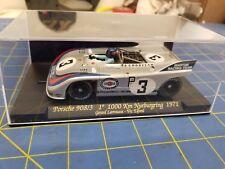 Fly C61 Porsche 908/3 1° 1000KM Nurburgring '71 Larrousse & Elford 1/32 Slot Car