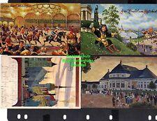 114579 4 AK München Ausstellung 1910 Künstlerkarte Kley Marienplatz Oktoberfest