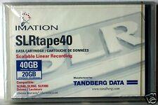 CARTUCCIA IMATION SLR40, PER BACKUP SU STREAMER, 20/40 GB, NASTRO MAGNETICO