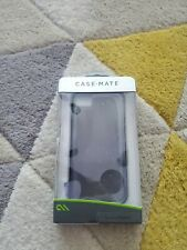 Case-Mate iPhone 5 Haze Black Transparent Case