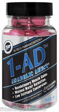 Hi-Tech Pharmaceuticals 1-AD 1 Andro - 60 tablets - Stonger than Chosen 1