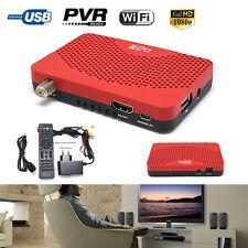 HD DVB S2 Mini Digital Satellite Combo Receiver Decoder Set Top Box PVR TL