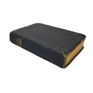 The Key of Heaven a Manual of Catholic Devotions Mini Prayer Book Hill Bros 1927