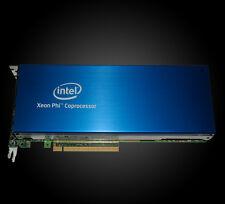 Intel xeon phi 31s1p (bc31s1p) | 8 GO GDDR 5 | 57 cœurs | 1.0 tf (DP)
