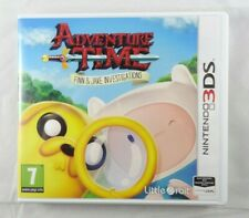 Adventure Time Finn & Jake Investigations - 3DS