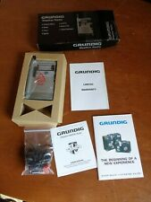 Grundig G-2 Portable AM/FM Weather Band Radio