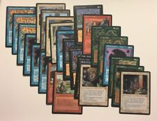 Magic The Gathering Trading Card Lot Homelands Set (25 Cards) MTG