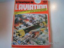 **w Fana de l'aviation n°154 Le Fokker F.III / Le Do 17 / Republic YF-84H
