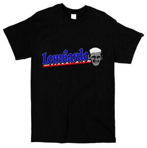 Lombardo Football Icon T-shirt Classic Vintage Fan Crystal Palace Inspired Shirt