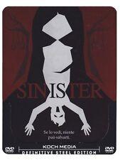 Sinister (steelbook)  DVD Nuovo Horror
