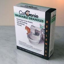 CatGenie 120 Self-Cleaning Litter Box Washable Granules