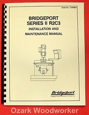 BRIDGEPORT Series 2 R2C3 CNC Mill Maintenance Manual 0078
