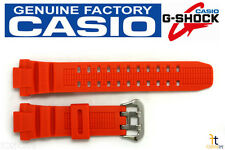 CASIO GW-3000M-4A G-Shock Original Orange Rubber Watch BAND Strap GW-3000M