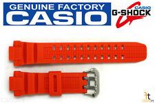 CASIO GW-3000M-4A G-Shock Original Orange Rubber Watch BAND Strap GW-3000M