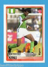 ROAD TO THE FIFA WC KOREA JAPAN 2002-Figurina n.117- KANU - NIGERIA -NEW