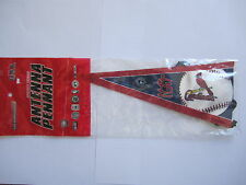 "ST. LOUIS CARDINALS MLB ANTENNA PENNANT 3.5"" X 9"" - BRAND NEW"