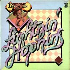 LIGHTNIN' HOPKINS Lonesome Lightnin' 1972 UK vinyl LP EXCELLENT CONDITION
