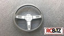 Yota Scale Steering Wheel Dinky R/C inc Decal Hex Mounting Screw 10th scale