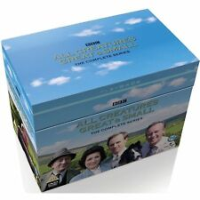 ALL CREATURES GREAT AND SMALL COMPLETE SERIES 1-7 DVD BOX SET COLLECTION NEW