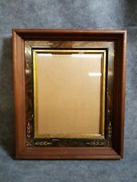 Victorian Picture Frame, Overall size 12 x 14, Picture size 8 x 10