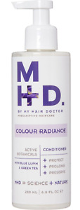 MY HAIR DOCTOR MH+D Colour Radiance Conditioner 200ml Made in UK