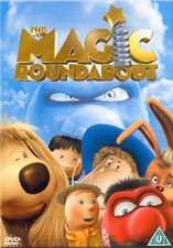DVD:MAGIC ROUNDABOUT - NEW Region 2 UK