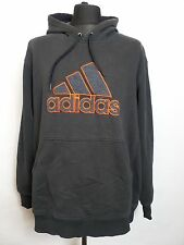 De Colección Adidas spellout hoodie sweatshirt | XXL | Suéter Chaqueta Retro