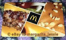 "McDonald's US 2018 ARCH CARD ""BIG MAC"" GIFT CARD COLLECTIBLE NO VALUE NEW"