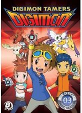 Digimon: Digimon Tamers - The Official Third Season [8  (2013, REGION 1 DVD New)
