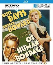of Human Bondage Blu-ray 1934 Leslie Howard